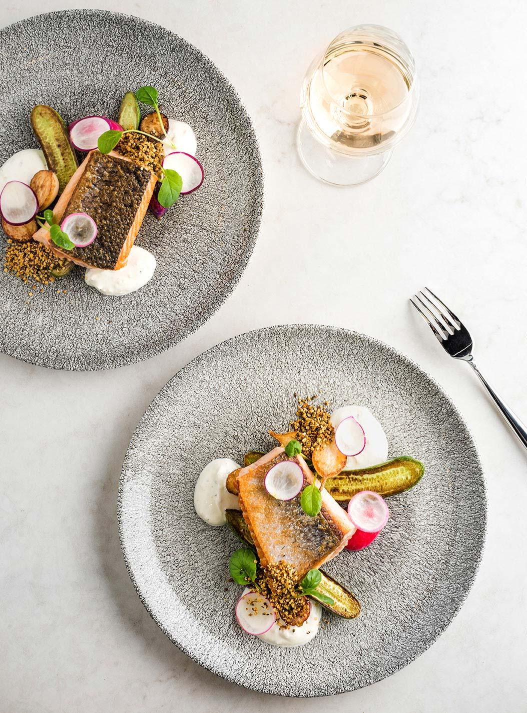 L'îlot restaurant - Bien manger