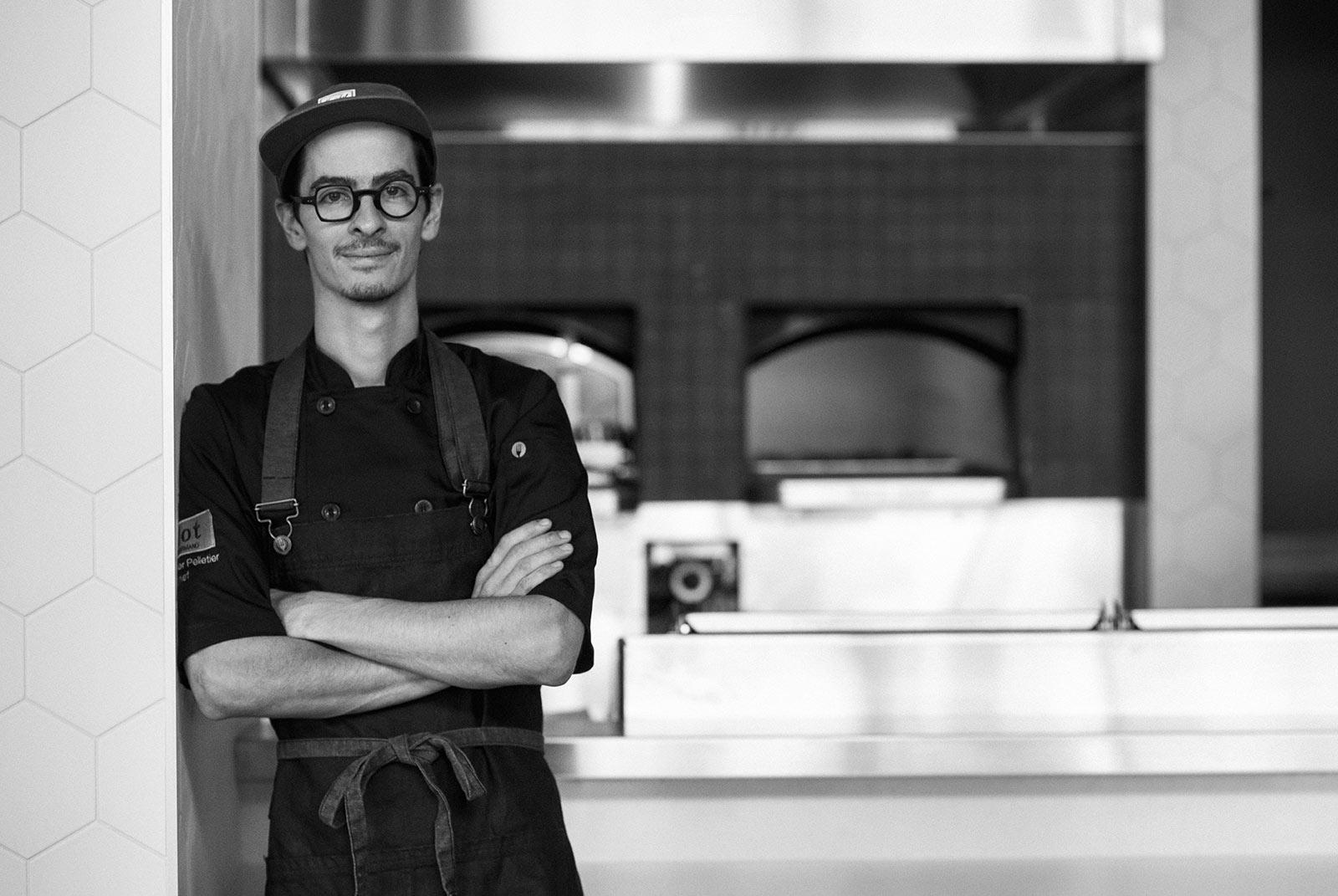 L'îlot restaurant - Cuisinier