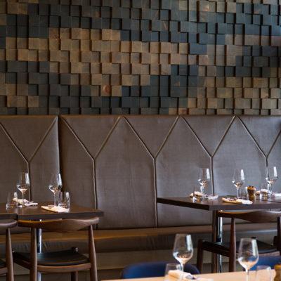 L'îlot restaurant - Repère gourmand - Tables
