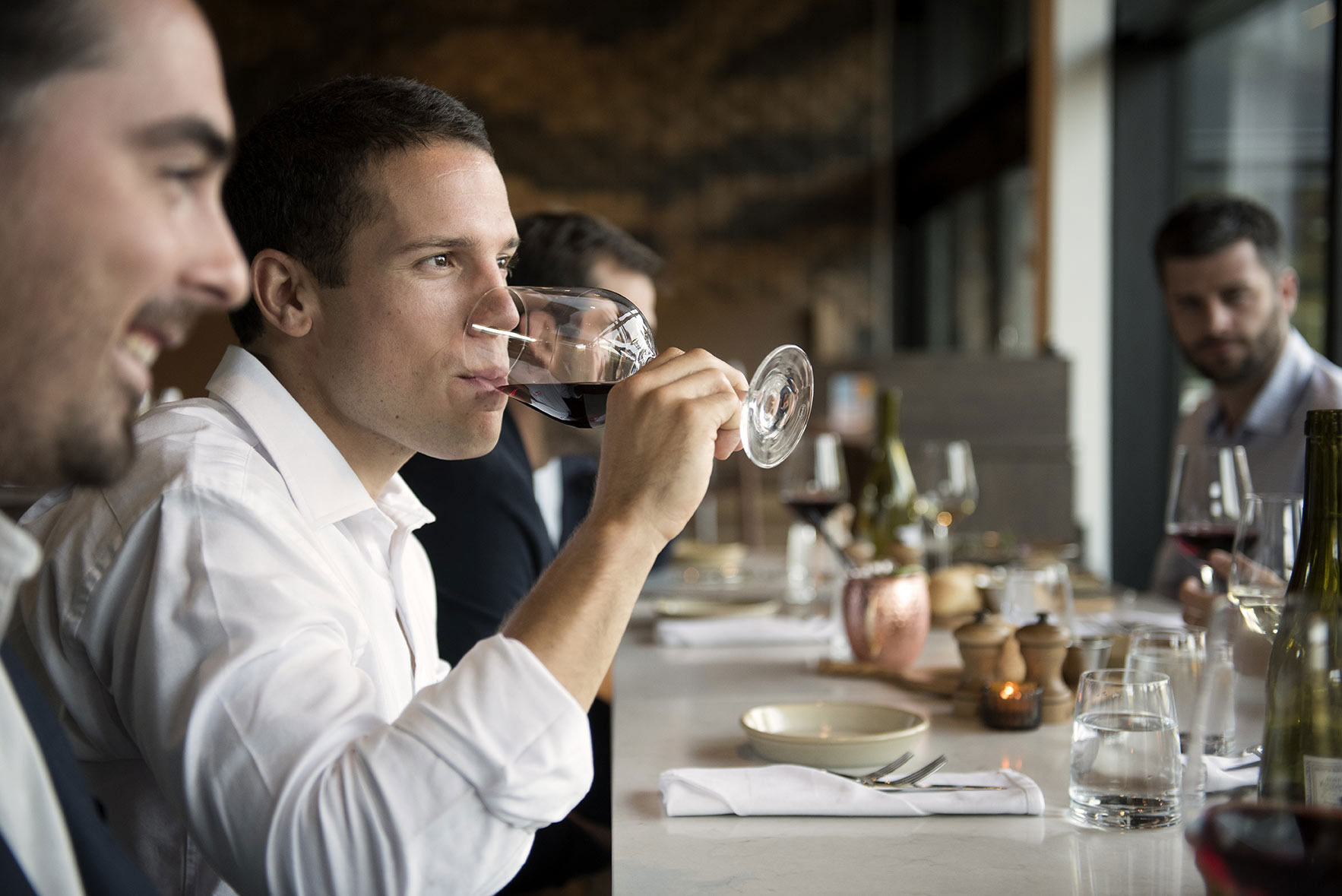 L'îlot restaurant - Bien manger, bien boire, se sentir bien.