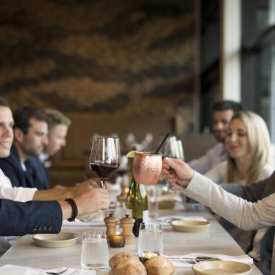 L'îlot restaurant - Salon privé