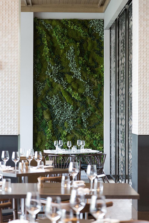 L'îlot restaurant - Tables