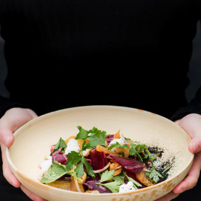 L'îlot restaurant - Repère gourmand - Salade