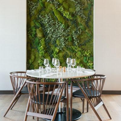 L'îlot restaurant - Repère gourmand - Table