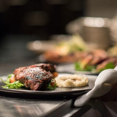 L'îlot restaurant - Repère gourmand - Repas soir